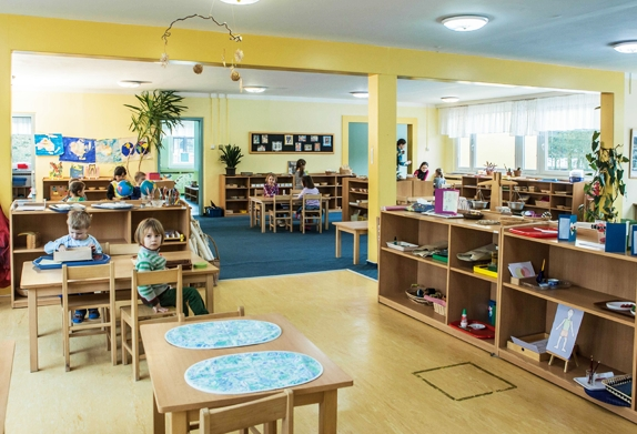 International Montessori School of Prague