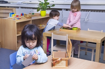International Montessori School of Prague soukromé jesle